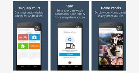 فايرفوكس تطلق نسخة متصفح كوانتوم للاندرويد