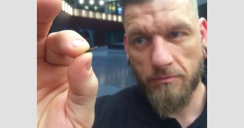 آلاف السويديين يقومون بزرع رقائق تحت الجلد لتستبدل بطاقات الهوية