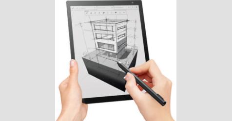 طرح الجهاز اللوحي Sony Digital Paper بتقنية الحبر الالكتروني والقلم