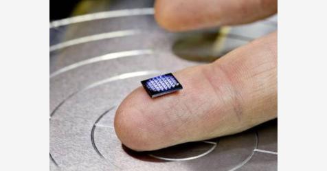 تطوير أصغر كمبيوتر في العالم بحجم حبة الأرز