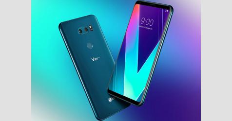 الكشف رسميا عن الهاتف الرائد LG V35 ThinQ