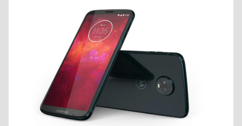 الكشف رسميا عن هاتف Moto Z3 Play