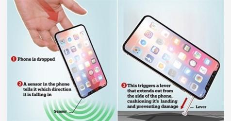 أبل تبتكر حلاً سحرياً لحماية شاشات آي فون من التكسير
