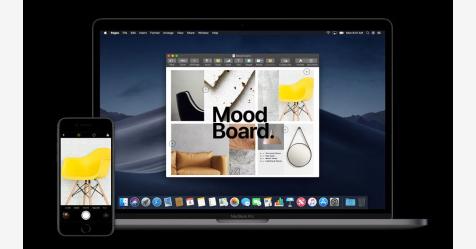"""أطلاق نسخة معدلة من نظام """"macOS"""""""