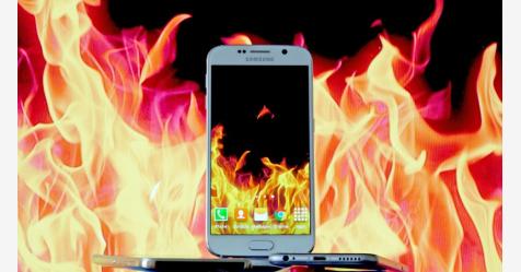 5 أسباب لارتفاع درجة حرارة هاتفك وكيفية تفاديها