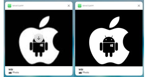 """تحديثات جديدة من """"واتساب"""" لأجهزة """"آيفون"""" تعرّفوا إليها!"""