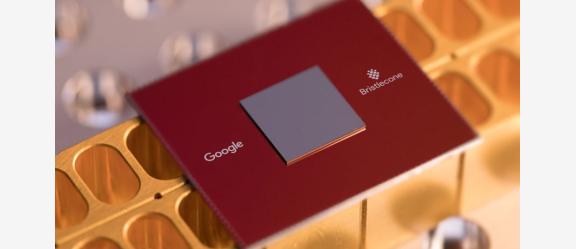 جوجل تنشئ أسرع حاسوب كمومي في العالم