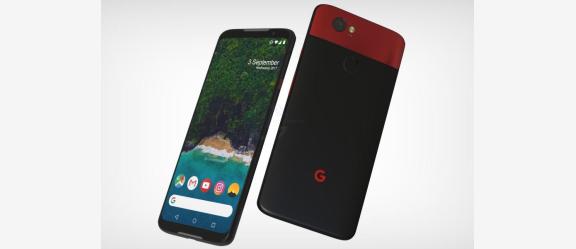 """تسريبات جديدة للهاتف """"الضخم"""" جوجل Pixel 3 XL"""
