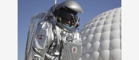 ناسا تصمم مستوطنات للبشر على كوكب المريخ