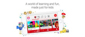 1-يوتيوب كيدز  YouTube Kids
