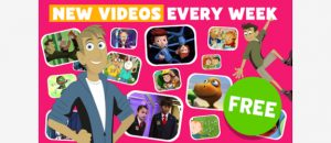 2-تطبيق PBS Kids