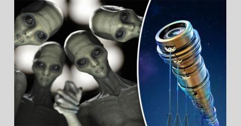 """""""الكائنات الفضائية"""" تعود.. الـ FBI يغلق مرصدا فضائيا شهيرا ويبعد موظفيه"""