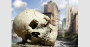 انقراض البشر