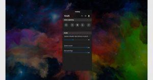 نمط Game Mode وتطبيق Skype و Notepad