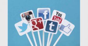 مواقع التواصل الاجتماعي والبريد الالكتروني والمدونات