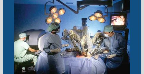 الروبوتات ستجري قريباً عمليات الولادة القيصرية