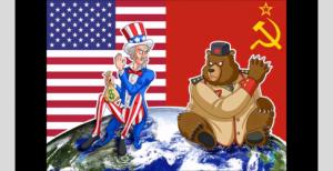 الحرب الباردة الجديدة تكنولوجية