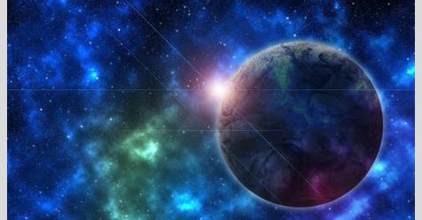 اكتشاف كوكب من الأحجار الكريمة