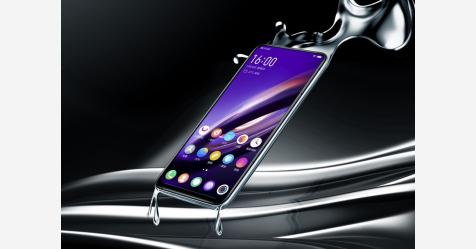 الكشف رسميًا عن الهاتف Vivo APEX 2019 بدون أزرار