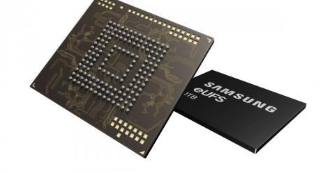 سامسونج.. تستعدّ لإطلاق ذاكرة تخزين داخلية بسعة 1 تيرابايت للهواتف الذكيّة