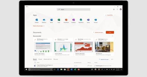 """مايكروسوفت تطلق نسخة جديدة من """"أوفيس"""" لمستخدمى ويندوز 10"""