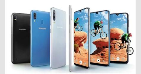 الإعلان رسمياً عن هاتف Galaxy A70 ببطارية 4500 mAh