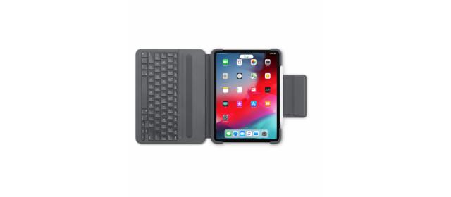 """لوحة مفاتيح جديدة للكمبيوتر اللوحي """"iPad Pro"""""""