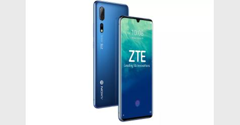 ZTE تستعد لإطلاق هاتف Axon 10 Pro 5G