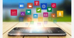 ظهور تطبيقات جديدة على شاشة هاتفك