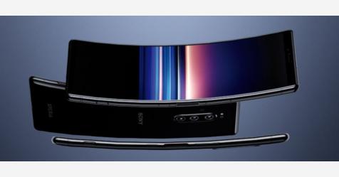 سوني تعمل على هاتف 5G قابل للطي باسم Xperia F Sony
