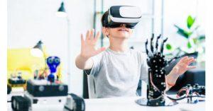 بث ألعاب الواقع الافتراضي VR