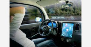 انتشار السيارات ذاتية القيادة
