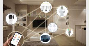 التطوير القادم في المنازل الذكية smart homes