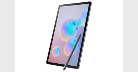 سامسونغ تطرح حاسوب Galaxy Tab S6 بمواصفات نوت