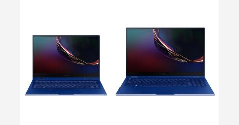 أعلنت سامسونج عن أجهزة الكمبيوتر المحمولة Book Flex و Book Ion