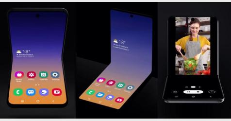 إطلاق Samsung W20 5G في الصين