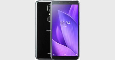  «شارب» تكشف عن هاتفها الجديد « AQUOS V»
